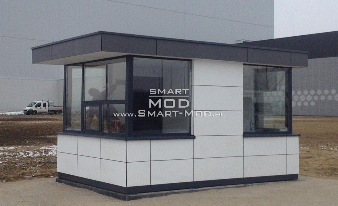 portiernie modułowe nie kontenerowa