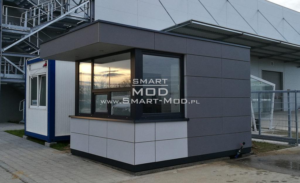 portiernia kontenerowa modułowa