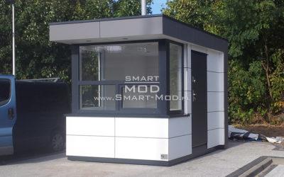 Stróżówka modułowa – wady i zalety