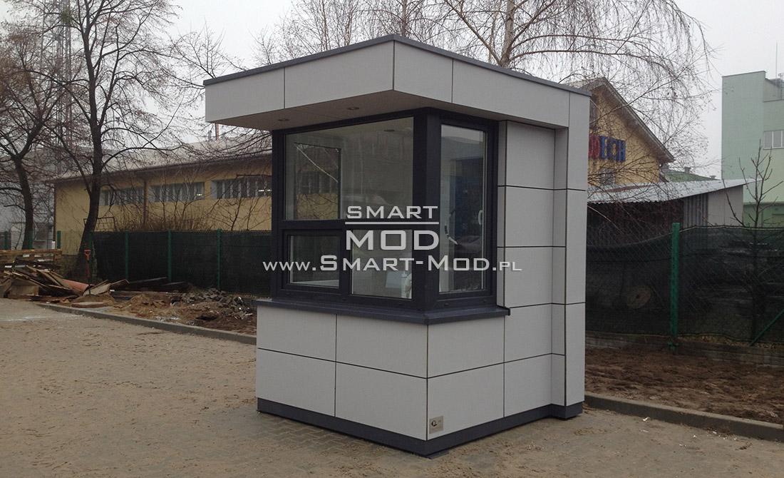 stróżówka modułowa nie kontenerowa